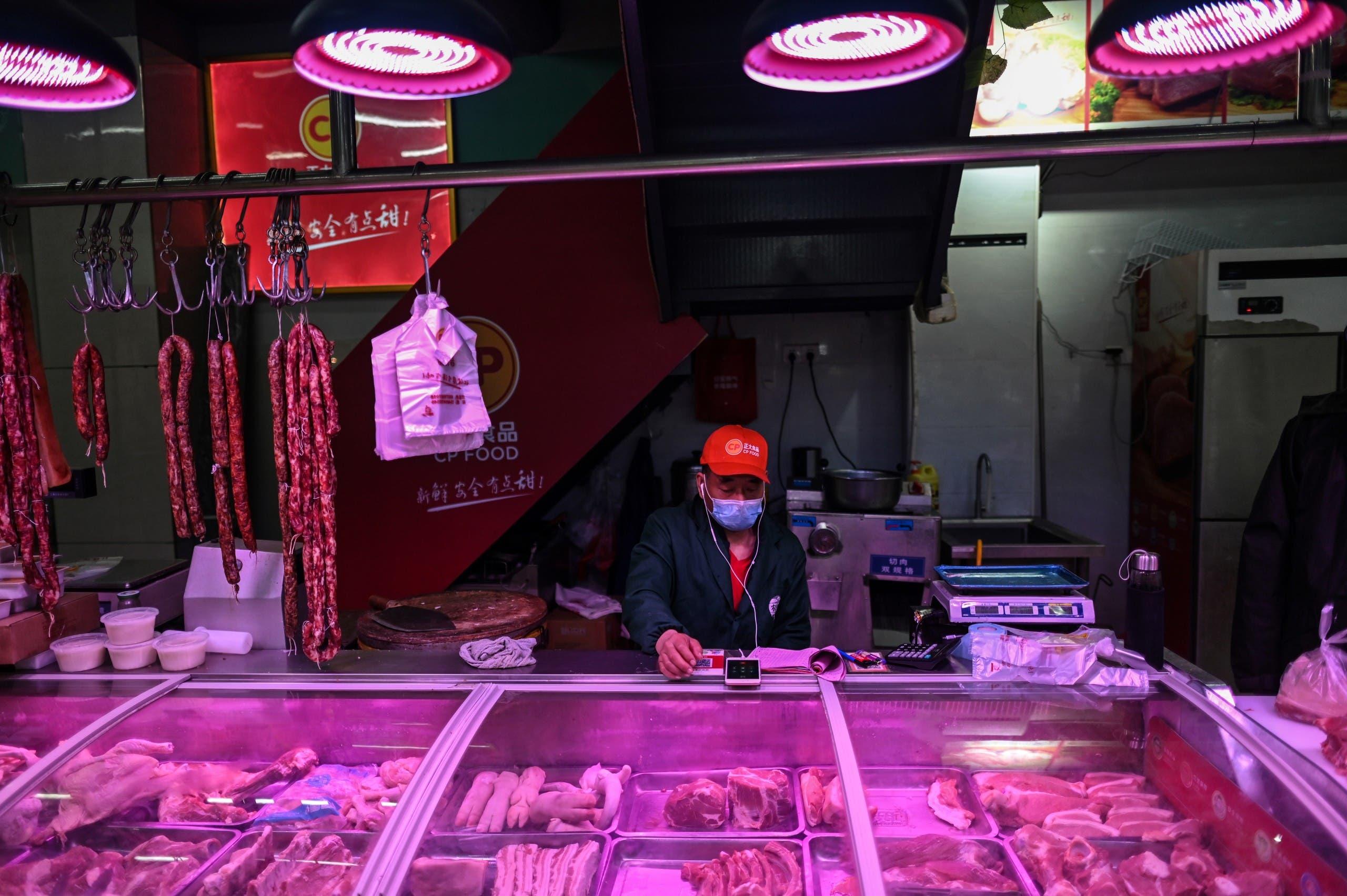 من ووهان الصينية (أرشيفية- فرانس برس)