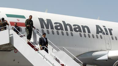 """""""سنرد.. لن نرد"""".. طهران متأرجحة حول مضايقة طائرة ماهان"""