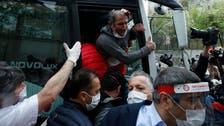 May Day: Turkish police detain union leaders defying coronavirus lockdown