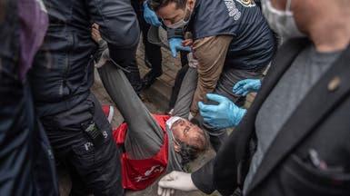 في ساحة تقسيم.. تركيا تعتقل قادة نقابات