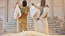 Saudi Arabia foils attempt to smuggle 19 mln amphetamine pills in Syrian containers