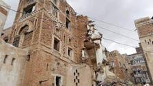 صور محزنة.. انهيار منازل أثرية في صنعاء بسبب الأمطار