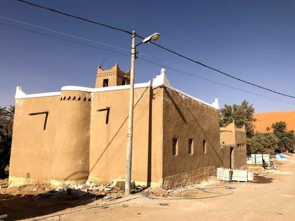 """رممه مشروع ولي العهد.. هذه قصة """"مسجد المنسف"""" بالزلفي"""