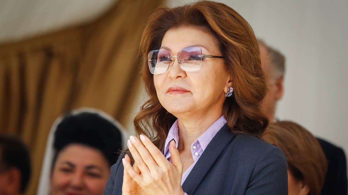 Dariga Nazarbayeva_KAZAKHSTAN-POLITICS-Reuters