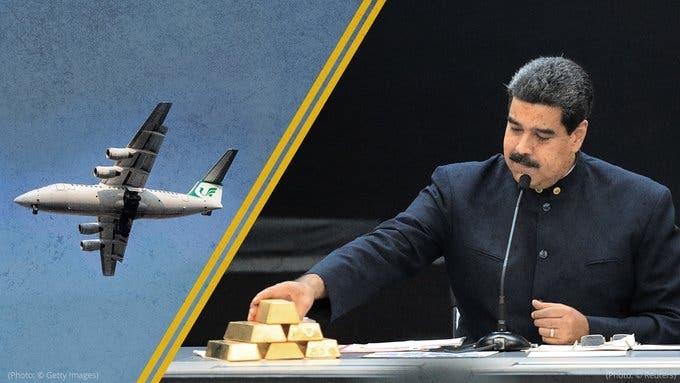 مادورو والذهب وإيران