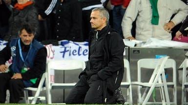 مورينيو: بكيت مرة واحدة في حياتي بسبب هذه المباراة