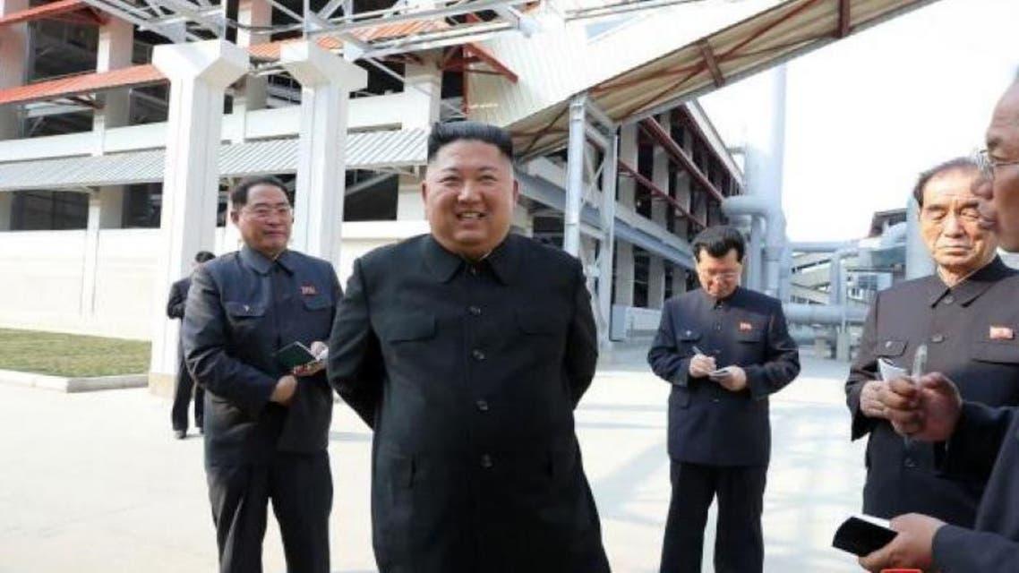 أول ظهور إعلامي لزعيم كوريا الشمالية منذ نحو ثلاثة اسابيع