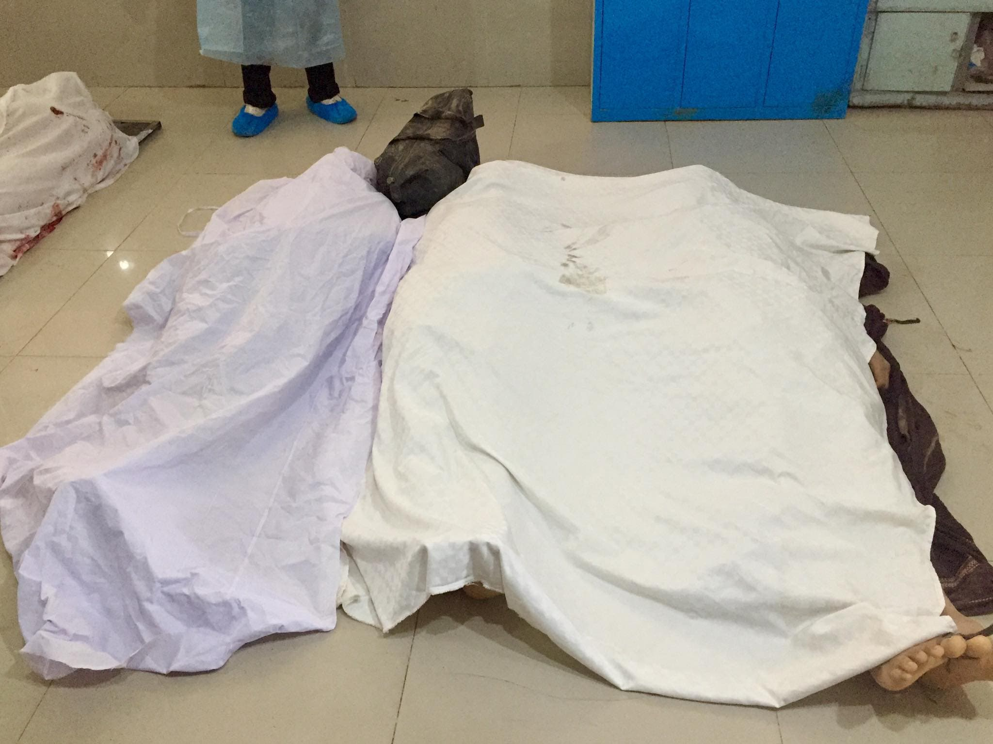 جسد کارگران افغان که از سوی مرزبانان ایرانی به دریا انداخته شدند