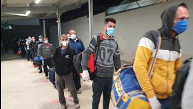 50 ألف عامل فلسطيني يعودون إلى إسرائيل رغم تفشي كورونا