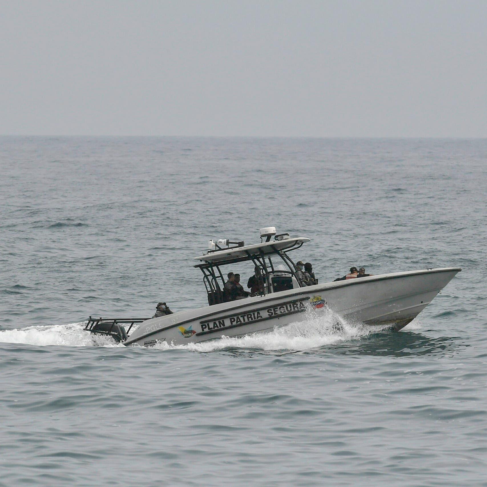 فنزويلا تعلن إحباطها هجوماً بقارب من كولومبيا