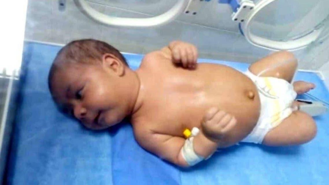 Egypt: 40 days old baby recover from Croronavirus