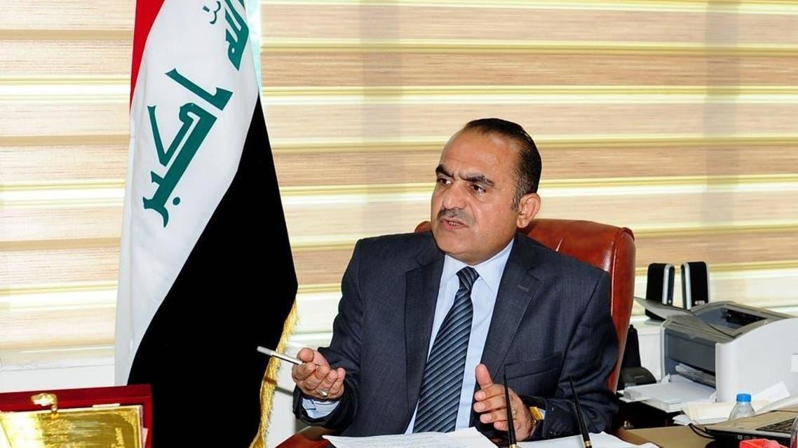 المتحدث باسم القضاء الأعلى في العراق القاضي عبد الستار بيرقدار