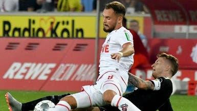 لاعب كولون ينتقد تعامل ناديه مع إصابات كورونا