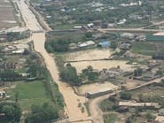 سد ينهار فيتسبب بفيضان في دولة مجاورة.. وتشريد 100 ألف شخص