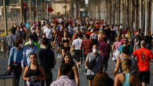 Coronavirus: Spaniards rush outside to exercise after 49 days of lockdown