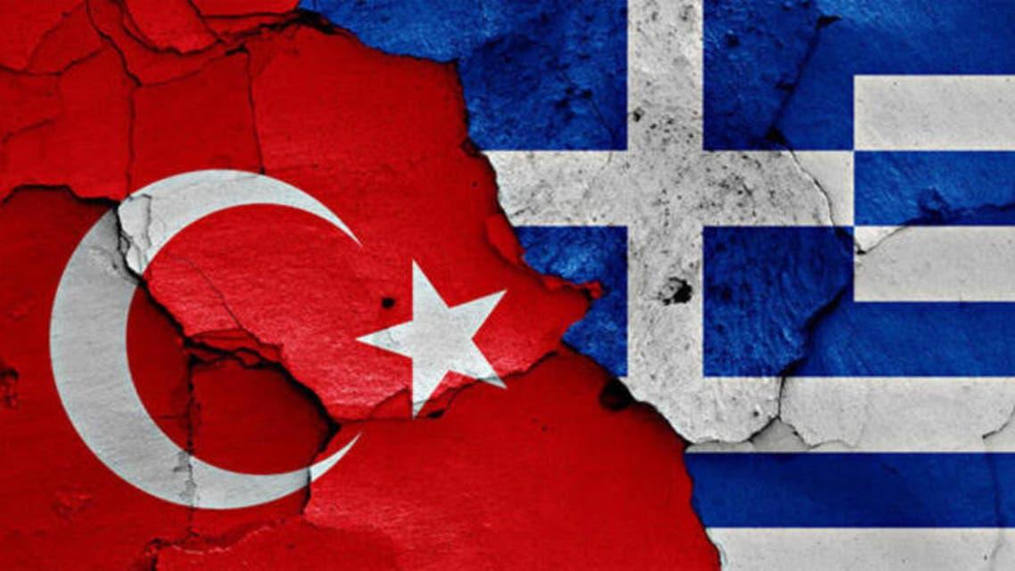 اليونان تركيا