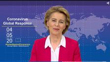 Coronavirus: The European Commission pledges $1.09 billion for G20 COVID-19 fight