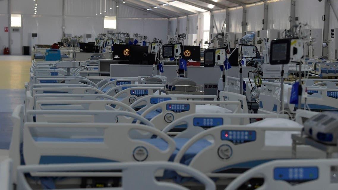 Bahrain field hospital