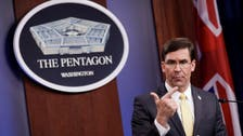As ties sour, US defense secretary Esper says he plans to visit China this year