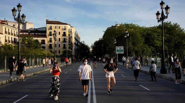 إسبانيا: تخفيف قيود الحركة لنصف السكان الأسبوع المقبل