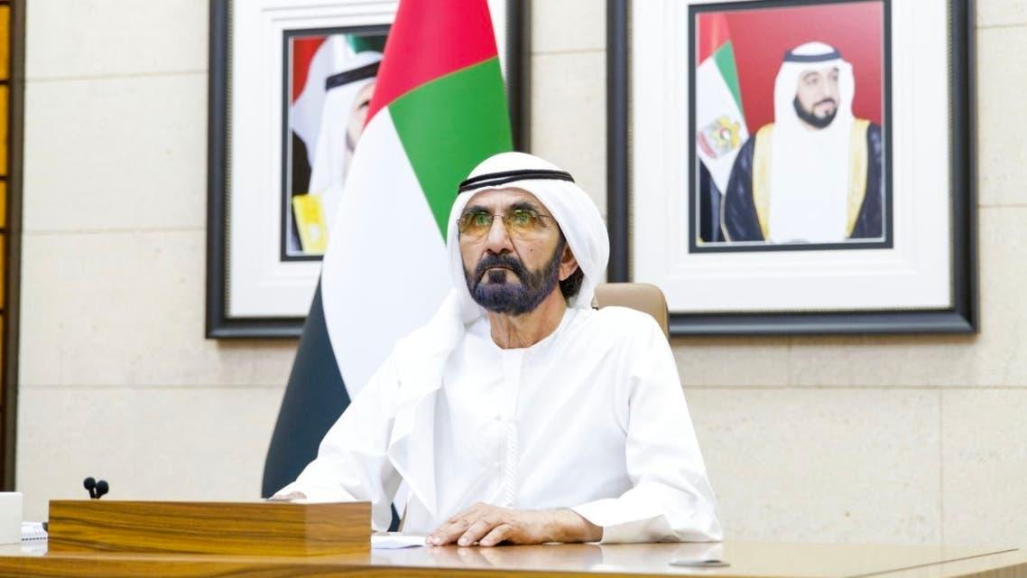 Dubai's ruler Sheikh Mohammed bin Rashid Al Maktoum. (WAM)