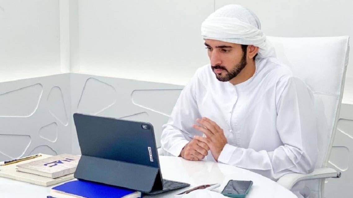 Dubai Crown Prince - WAM73