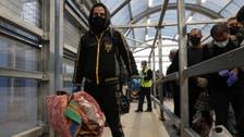 Palestinian laborers back working in Israel as coronavirus slows