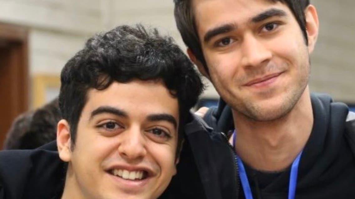 علي يونسي وأمير حسين مرادي