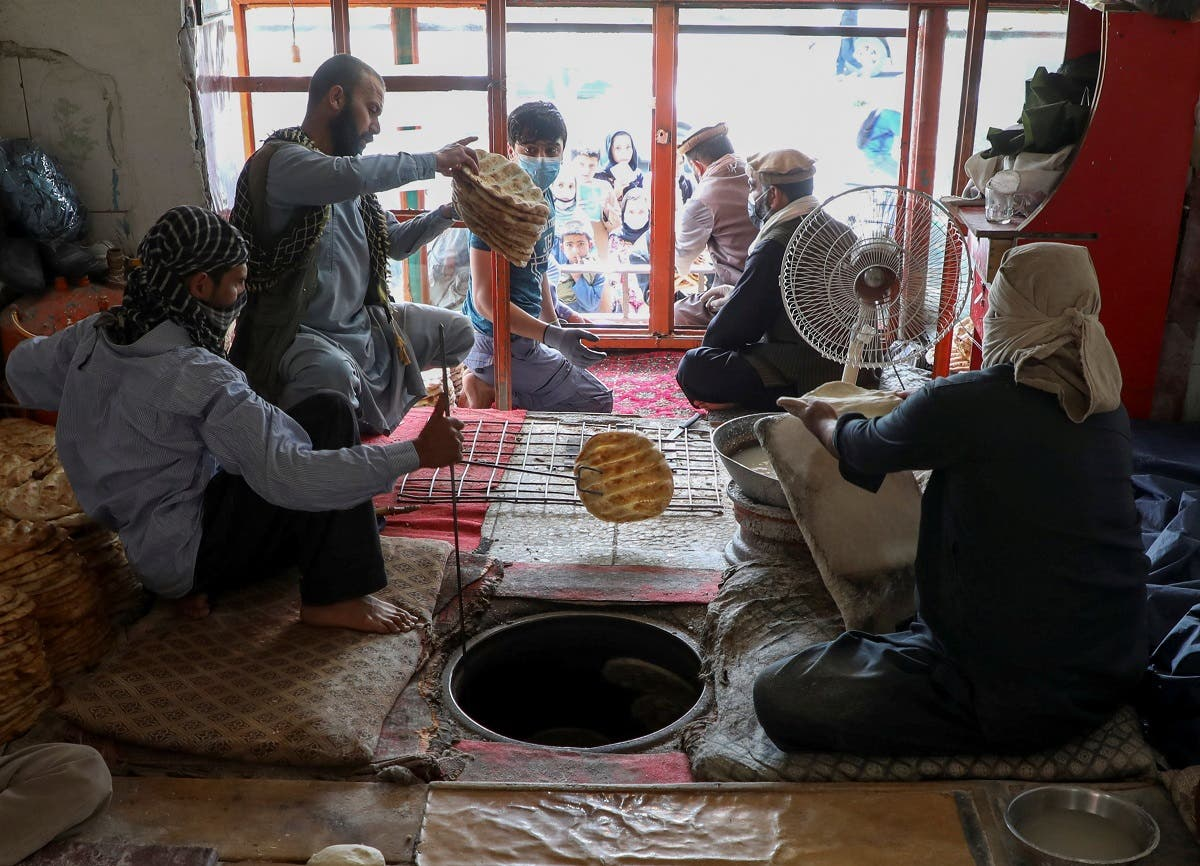 The spike in food prices, which has come in the holy Muslim month of Ramadan, is a harsh blow for a country reeling from the decades-old conflict between US-led forces and Taliban insurgents. (Reuters)