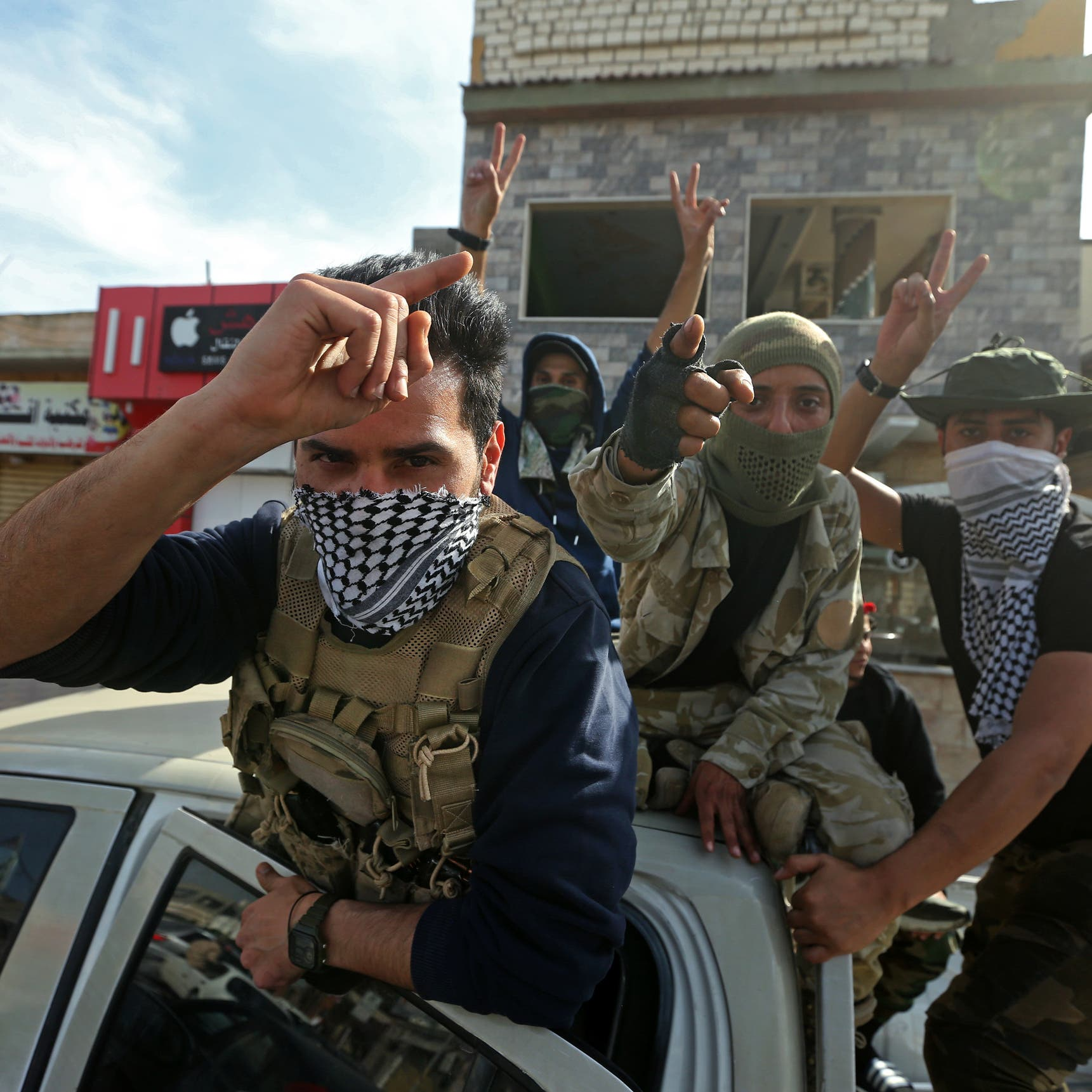 نائب ليبي: حكومة الوفاق واجهة للإخوان وأداة تركية