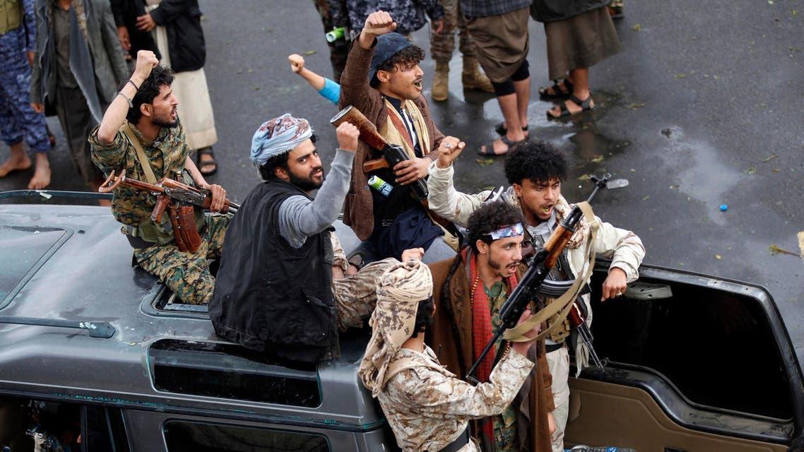 Yemeni: Houthis