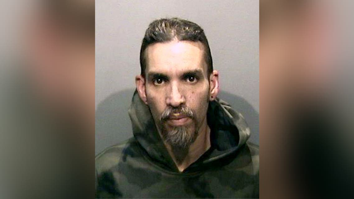 This Monday, June 5, 2017, file photo released by the Alameda County Sheriff's Office shows Derick Almena at Santa Rita Jail in Alameda County, Calif. (AP)