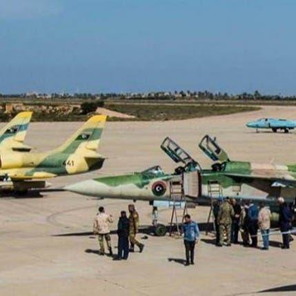 الجيش الليبي يفشل هجوم الوفاق على قاعدة
