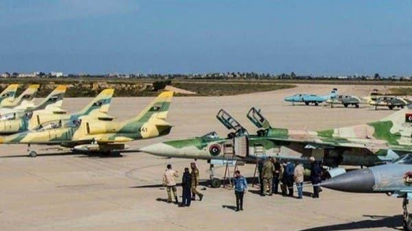 """الجيش الليبي يفشل هجوم الوفاق على قاعدة """"الوطية"""""""