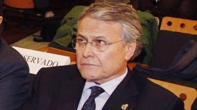 وفاة نائب رئيس ريال مدريد السابق بسبب كورونا