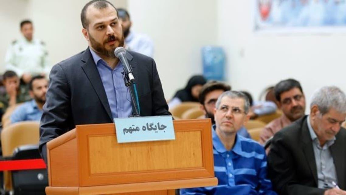 عمار صالحي ابن قائد الجيش الايراني السابق