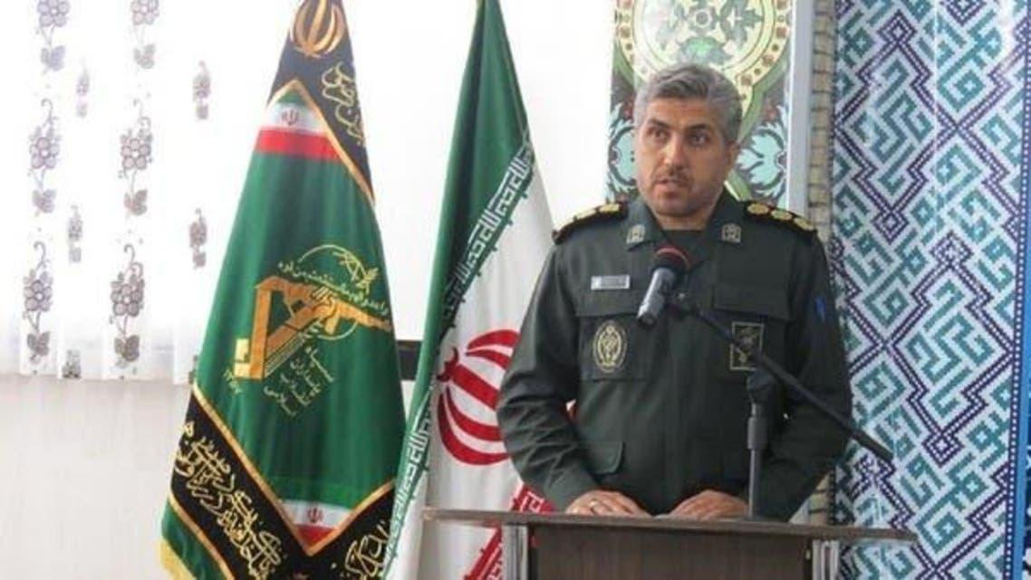 Shakiba Salimi Iranian Commander
