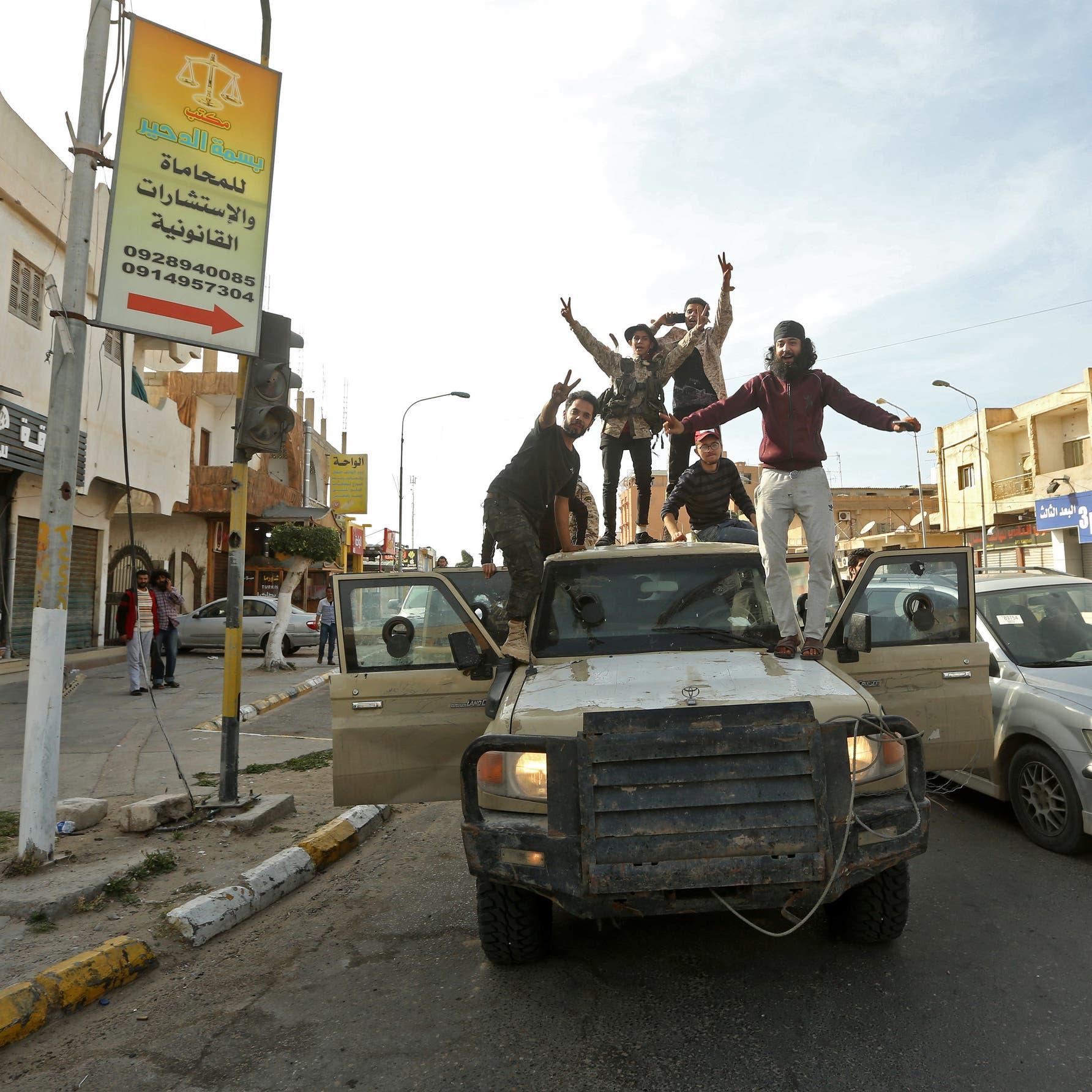 اليونان: ندعم سعي مصر لحل سياسي في ليبيا