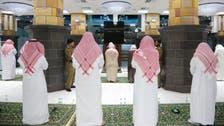 مسجد حرام میں نمازیوں کے درمیان سماجی فاصلے کے منصوبے پر عمل درامد