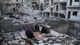 قوات النظام السوري تواصل قصفها على ريف إدلب