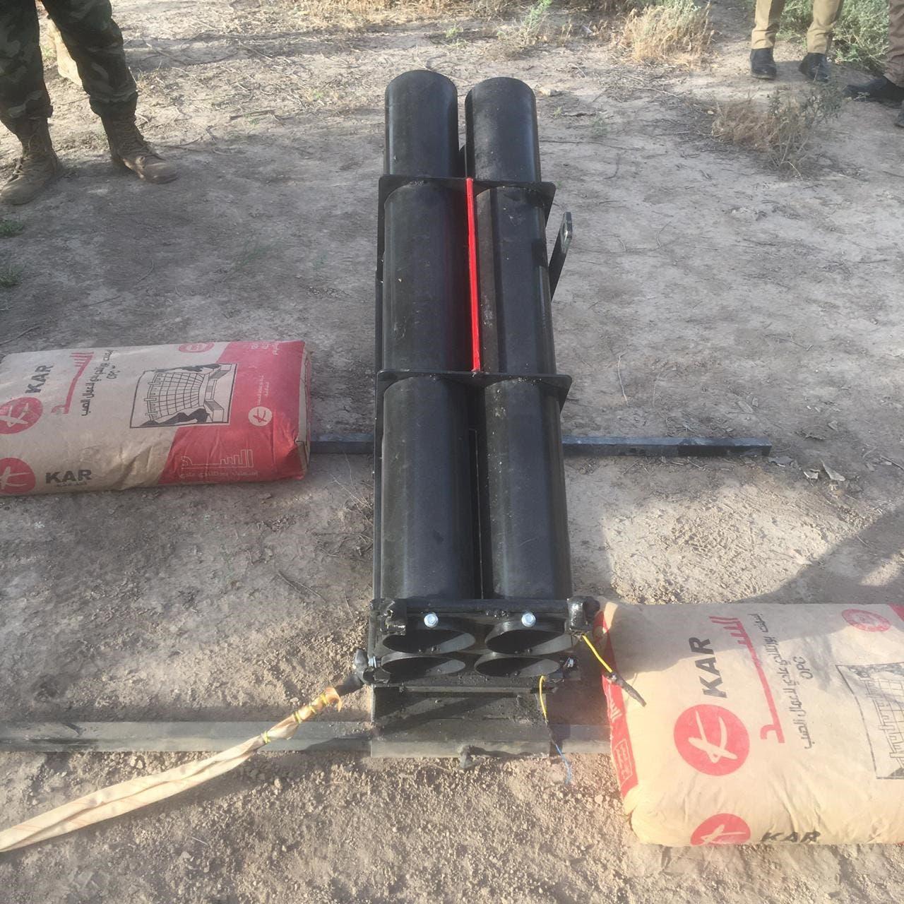 منصة إطلاق صواريخ (أرشيفية)