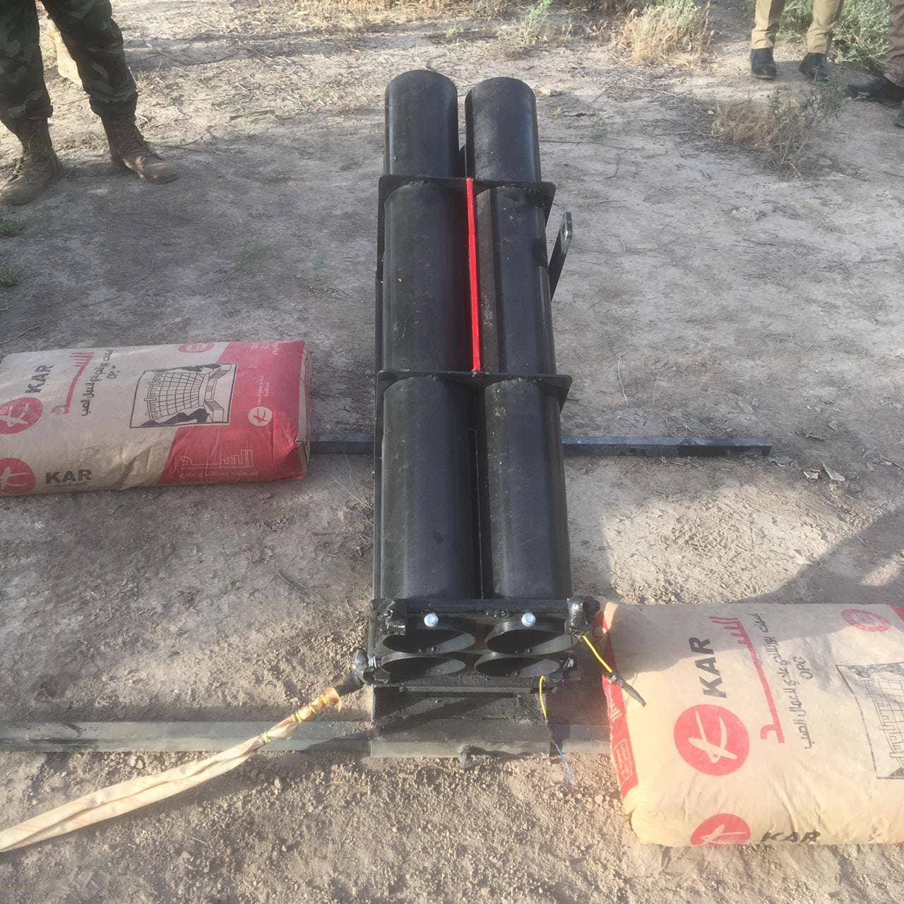 3 صواريخ تستهدف مطار بغداد.. ولا إصابات