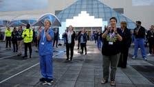 Over 90,000 health workers infected with coronavirus worldwide: Nurses group