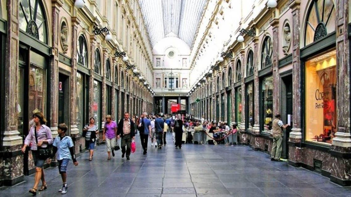 مراكز التسوق في بروكسل