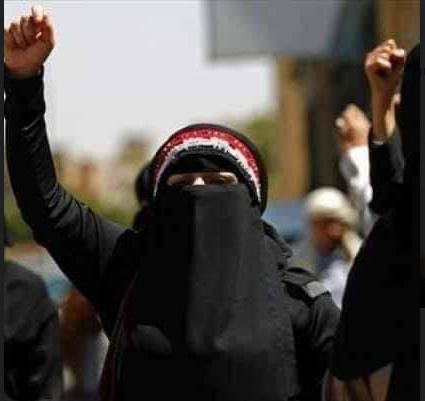 الناشطة والشاعرة اليمنية برديس السياغي