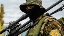 قياديفي كتائب حزب الله العراقييهدد ضابطا كبيرابقطع يده