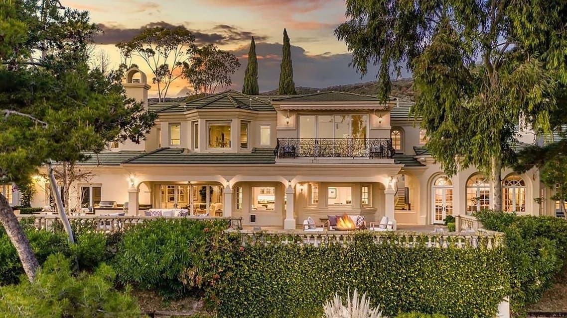 منزل هاري وميغان في لوس أنجلوس