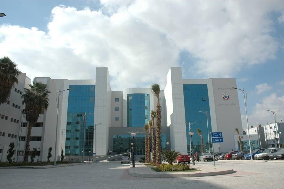 مستشفى 15 مايو
