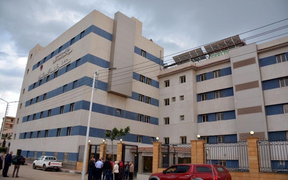 مستشفى قها المركزي