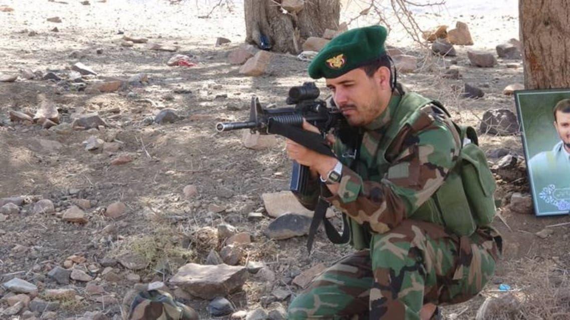 اللواء محمد عبدالكريم الحمران